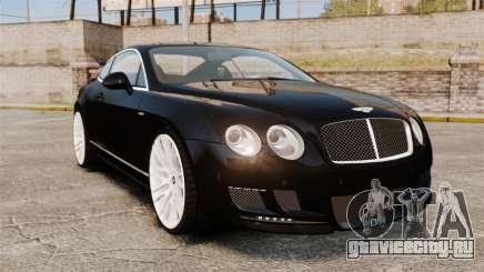 Bentley Continental GT Imperator Hamann EPM для GTA 4