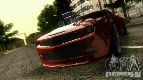 Chevrolet Camaro JR Tuning для GTA Vice City