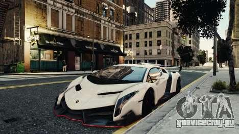 Lamborghini Veneno для GTA 4