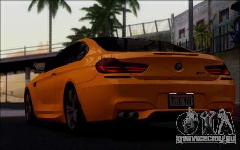 FF TG ICY ENB V2.0 для GTA San Andreas четвёртый скриншот