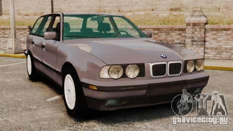 BMW 535 E34 Touring для GTA 4