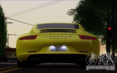 FF TG ICY ENB V2.0 для GTA San Andreas седьмой скриншот