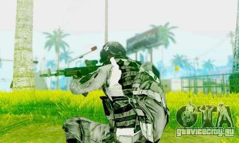 AK-12 из Battlefield 4 для GTA San Andreas второй скриншот