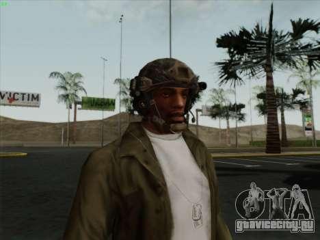 Шлем из Call of Duty MW3 для GTA San Andreas второй скриншот