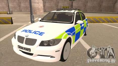 European Emergency BMW 330 для GTA San Andreas