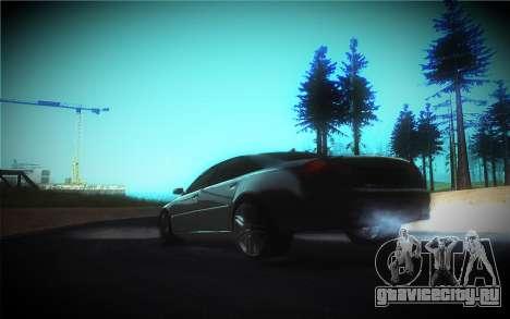 Audi A8L D3 для GTA San Andreas вид снизу