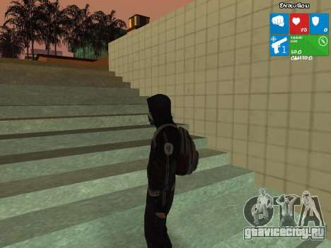 Мародер из Dead Rising 2 для GTA San Andreas второй скриншот