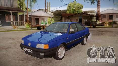 Volkswagen Passat B3 IVLM для GTA San Andreas
