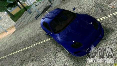 Mitsubishi FTO для GTA Vice City вид справа