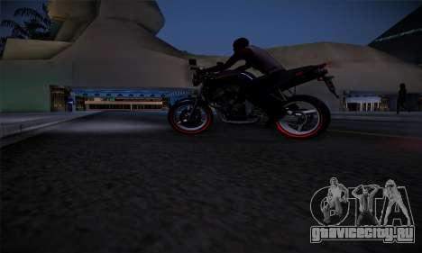 Ducati FCR900 2013 для GTA San Andreas вид слева
