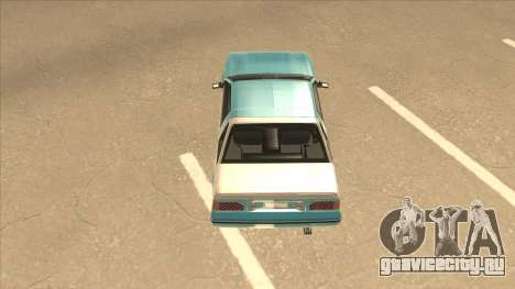 Nissan EXA L.A. Version для GTA San Andreas салон