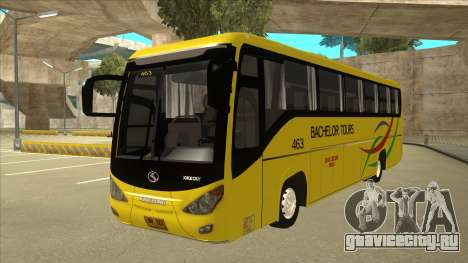 Kinglong XMQ6126Y - Bachelor Tours 463 для GTA San Andreas