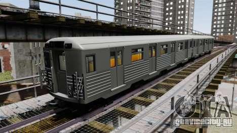 Новые железодорожные вагоны для GTA 4