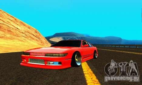 Nissan Silvia S13 HellaDrift для GTA San Andreas
