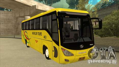 Kinglong XMQ6126Y - Bachelor Tours 463 для GTA San Andreas вид слева