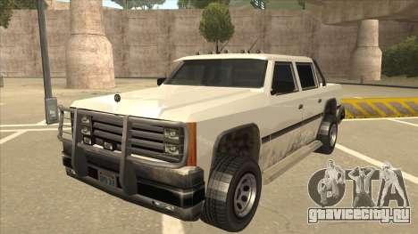 Declasse Rancher FXT для GTA San Andreas