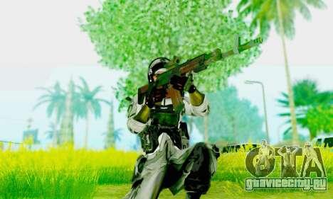 AK-12 из Battlefield 4 для GTA San Andreas третий скриншот