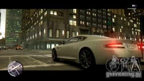 iCEnhancer Natural Tweak II для GTA 4 третий скриншот