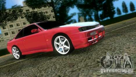 Nissan Silvia S14 Light Tuning для GTA Vice City