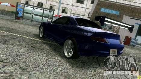 Mitsubishi FTO для GTA Vice City вид сзади слева
