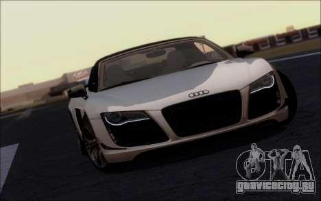 FF TG ICY ENB V2.0 для GTA San Andreas второй скриншот