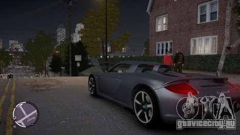 iCEnhancer Natural Tweak II для GTA 4 шестой скриншот