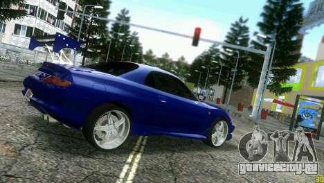 Mitsubishi FTO для GTA Vice City вид слева