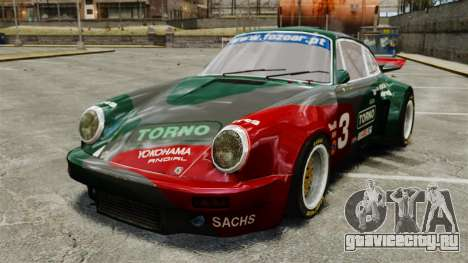 Porsche 911 RSR 3.3 для GTA 4