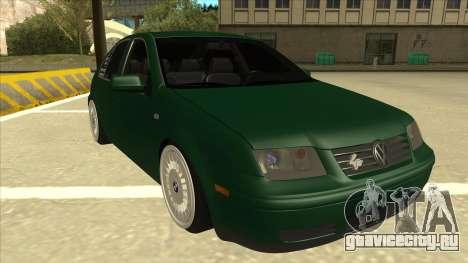 VW Bora для GTA San Andreas вид слева