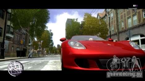 iCEnhancer Natural Tweak II для GTA 4 второй скриншот