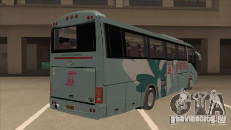 Higer KLQ6129QE - Super Fice Transport S 020 для GTA San Andreas вид справа