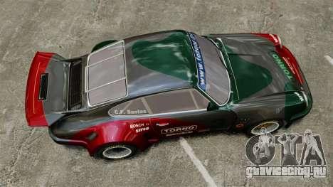 Porsche 911 RSR 3.3 для GTA 4 вид справа