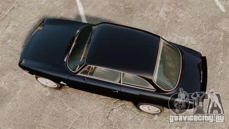 Alfa Romeo Giulia 1965 Sprint GTA Stradale для GTA 4 вид справа