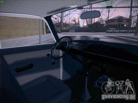 ИЖ 21251 для GTA San Andreas вид сбоку