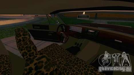 Feltzer C107 coupe для GTA San Andreas вид сбоку