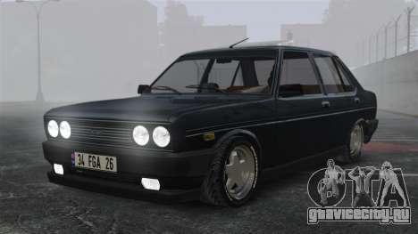 Fiat 131 для GTA 4