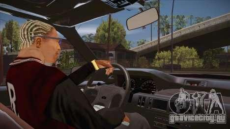 CLEO скрипт: вид из кабины без NumPad для GTA San Andreas третий скриншот