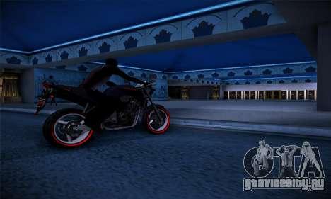 Ducati FCR900 2013 для GTA San Andreas вид справа