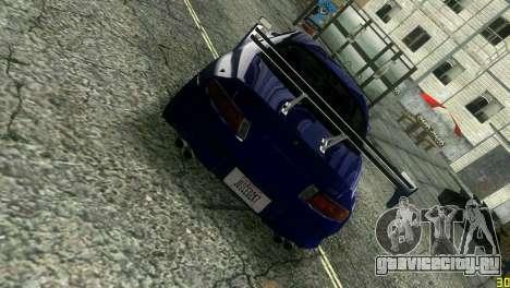Mitsubishi FTO для GTA Vice City вид изнутри