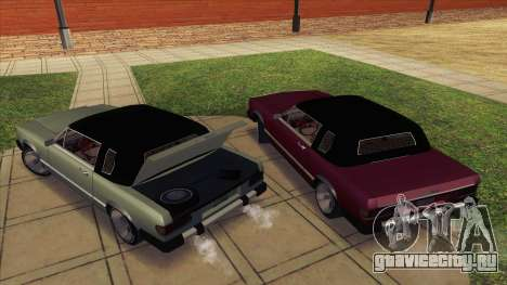 Feltzer C107 coupe для GTA San Andreas вид справа
