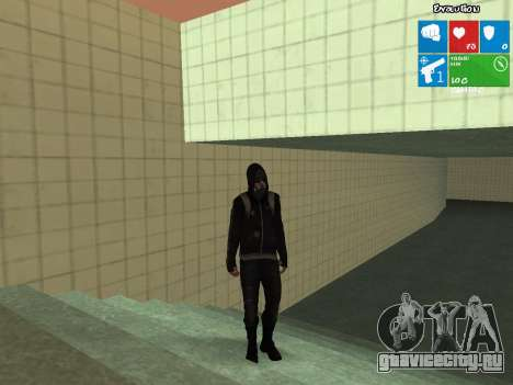 Мародер из Dead Rising 2 для GTA San Andreas