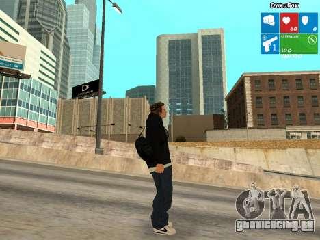 Новый KentPaul для GTA San Andreas второй скриншот
