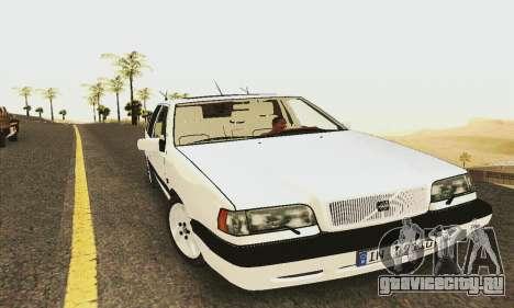Volvo 850 для GTA San Andreas вид слева