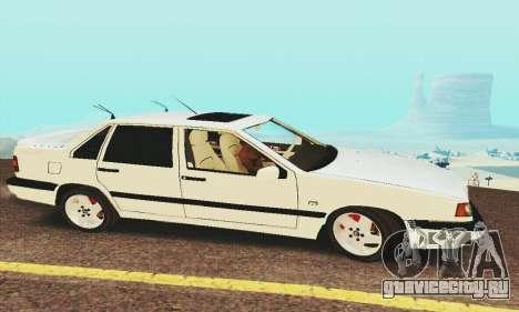 Volvo 850 для GTA San Andreas вид сзади слева