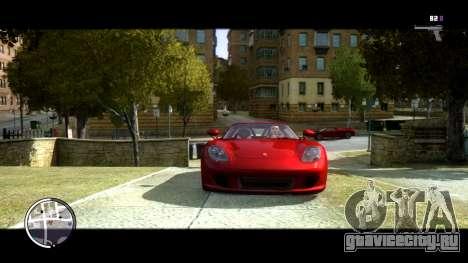 iCEnhancer Natural Tweak II для GTA 4 пятый скриншот