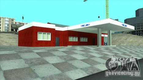 Новый гараж в Doherty для GTA San Andreas пятый скриншот