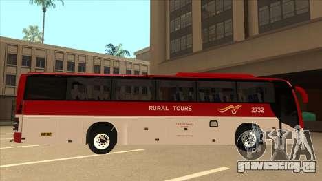 Rural Tours 2732 для GTA San Andreas вид сзади слева