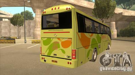 Higer KLQ6129QE - Super Five Transport S 023 для GTA San Andreas вид справа