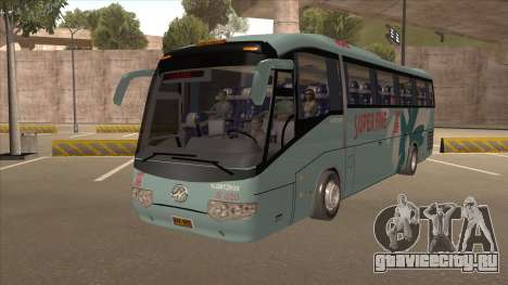 Higer KLQ6129QE - Super Fice Transport S 020 для GTA San Andreas