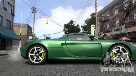 iCEnhancer Natural Tweak II для GTA 4 седьмой скриншот